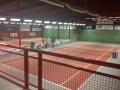 Tennisbanorna