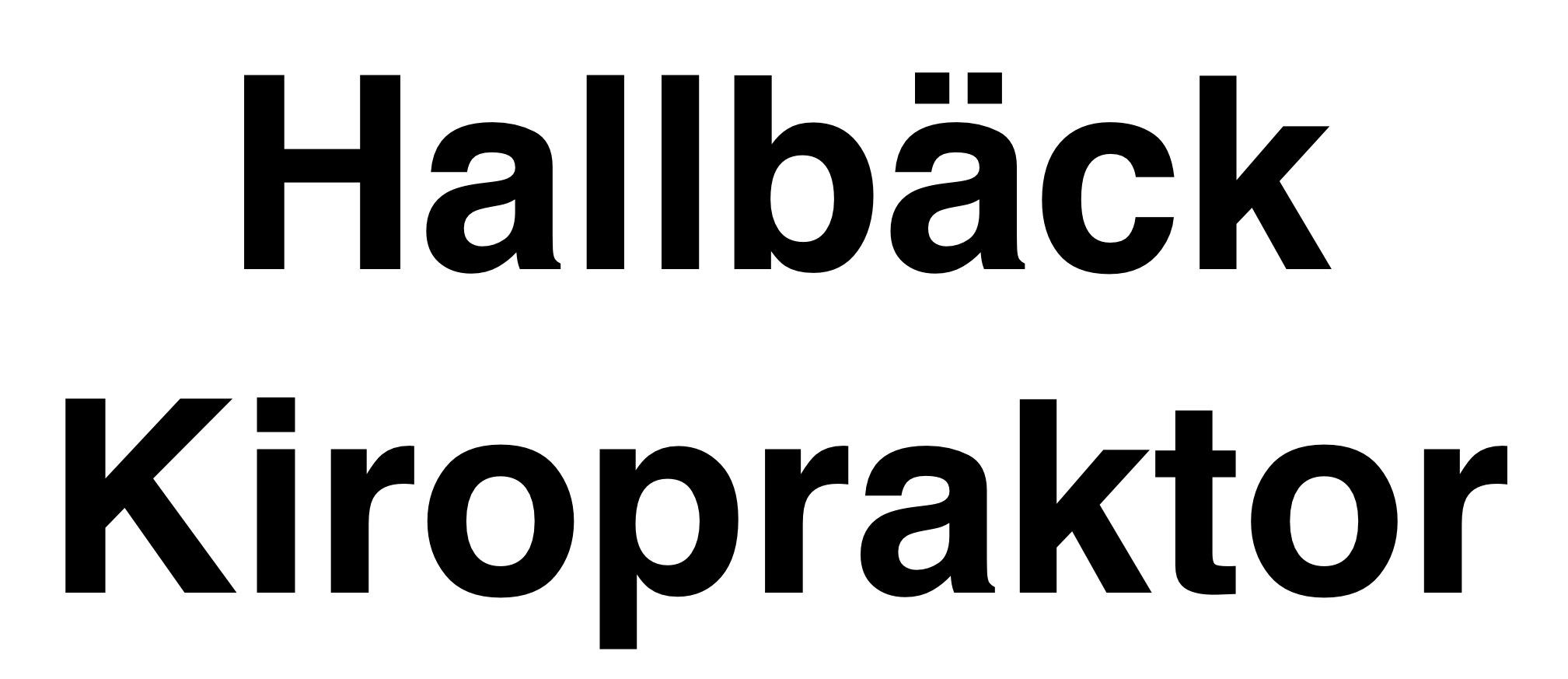 Leif Hallbäck